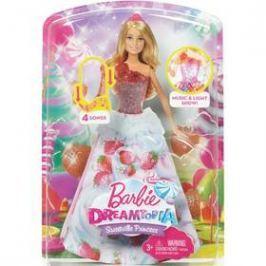Mattel jahůdková princezna
