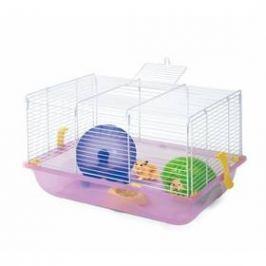 Argi pro křečky 45 x 30,5 x 29 cm fialová