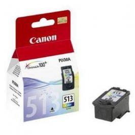 Canon CL-513C, 350 stran - originální (2971B001) červená/modrá/žlutá