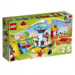 LEGO® DUPLO® Town 10841 Zábavná rodinná pouť