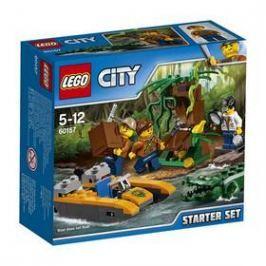 LEGO® CITY® Jungle Explorers 60157 Džungle - začátečnická sada