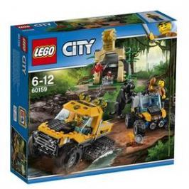 LEGO® CITY® Jungle Explorers 60159 Obrněný transportér do džungle