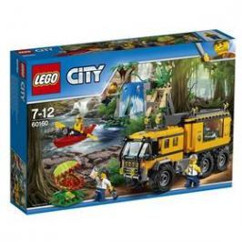 LEGO® CITY® Jungle Explorers 60160 Mobilní laboratoř do džungle