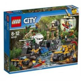 LEGO® CITY® Jungle Explorers 60161 Průzkum oblasti v džungli