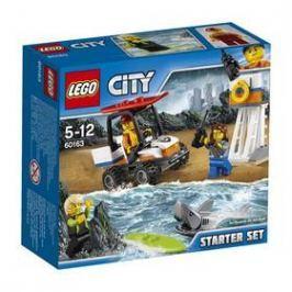 LEGO® CITY® 60163 Pobřežní hlídka - začátečnická sada