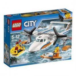 LEGO® CITY® 60164 Pobřežní hlídka Záchranářský hydroplán