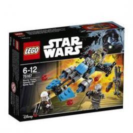 LEGO® STAR WARS™ 75167 Speederová motorka námezdního lovce