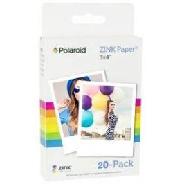 """Polaroid Zink 3x4"""", 20 fotografií (POLZL3X420 )"""