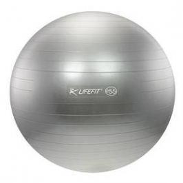 LIFEFIT ANTI-BURST 55 cm stříbrný