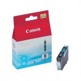 Canon CLI-8C, 420 stran - originální (0621B001) modrá Inkoustové náplně