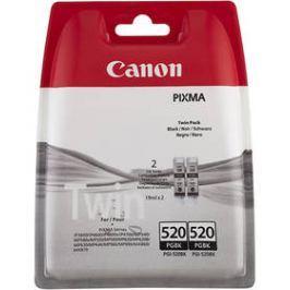 Canon PGI-520BK, 420 stran - originální (2932B012) černá Inkoustové náplně