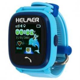 Helmer LK 704 dětské s GPS lokátorem (Helmer LK 704 B) modrý