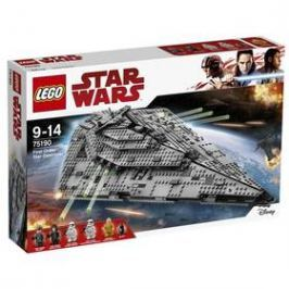 LEGO® STAR WARS™ 75190 Hvězdný destruktor Prvního řádu