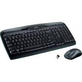 Logitech Wireless Combo MK330, US (920-003999) černá