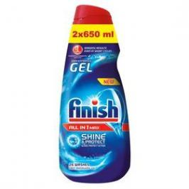 FINISH Gel All-in-1 Shine&Protect 2x 650 ml