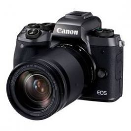 Canon EOS M5 + 18-150mm IS STM (1279C022) černý