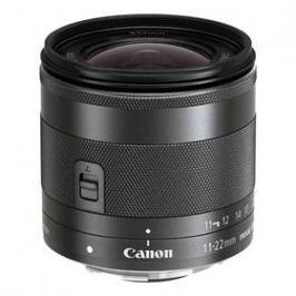 Canon EF-M 11-22mm f/4-5.6 IS (7568B005) černý