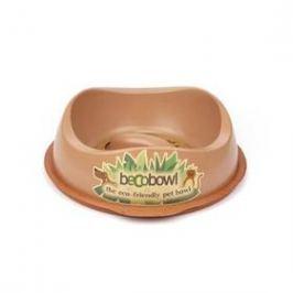 BecoPets Beco Bowl Slow Feed L 1,25l hnědá