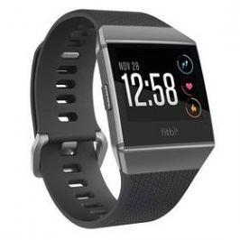 Fitbit Ionic - Charcoal/Smoke Gray (FB503GYBK-EU)