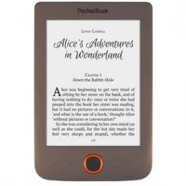 Pocket Book 615 Basic Lux (PB615W-X-WW) hnědá