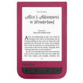 Pocket Book 631 Touch HD (PB631-R-WW) červená