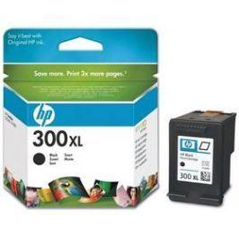 HP No. 300XL, 12 ml, 600 stran - originální (CC641EE) černá