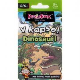 Albi V kapse! Dinosauři