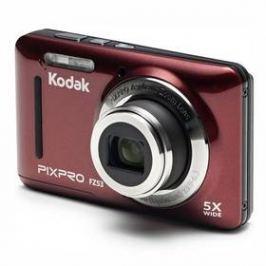Kodak Friendly Zoom FZ53 (819900012446) červený