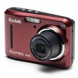 Kodak Friendly Zoom FZ43 (819900012439) červený