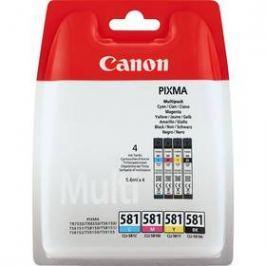 Canon CLI-581 C/M/Y/BK MULTI BL SEC (2103C005)