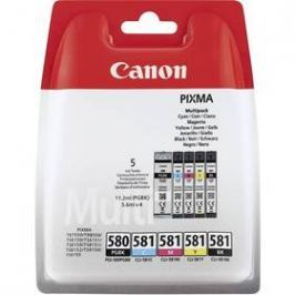 Canon PGI-580/CLI-581 BK/CMYK MULTI BL SEC (2078C006)