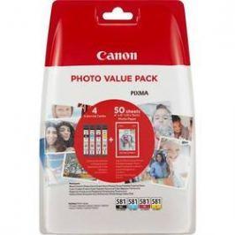 Canon CLI-581 BK/C/M/Y PHOTO VALUE BL SEC (2106C004)