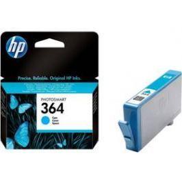 HP No. 364, 300 stran - originální (CB318EE) modrá