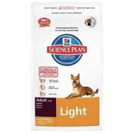 Hill's Canine Adult Light Chicken, 3 kg