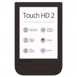 Pocket Book 631+ Touch HD 2 (PB631-2-X-WW ) hnědá