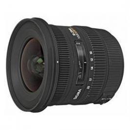 Sigma 10-20mm f/3.5 EX DC HSM Canon černý