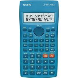 Casio FX 220 PLUS (FX 220 PLUS) modrá