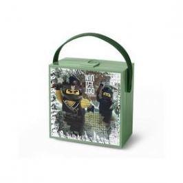 LEGO® s rukojetí  Ninjago Movie army zelená