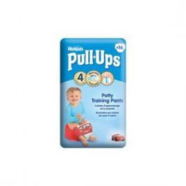 Huggies Pull Ups Small - Boys 8-15 kg, 16 ks