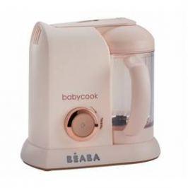Parní vařič + mixér Beaba Babycook Solo limitovaná edice Pink