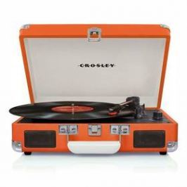Crosley Cruiser Deluxe (CR8005D-OR4) oranžový