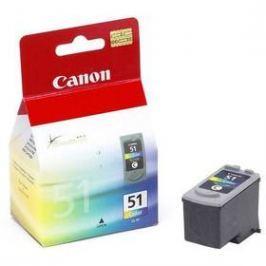 Canon CL-51C, 330 stran - originální (0618B001) červená/modrá/zelená