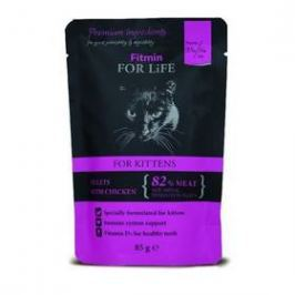 FITMIN for Life Cat Pouch Kitten chicken 85 g