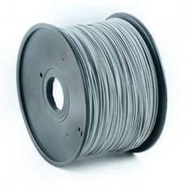 Tisková struna (filament) Gembird , ABS, 1,75mm, 1kg šedá