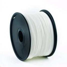 Tisková struna (filament) Gembird , ABS, 1,75mm, 1kg bílá