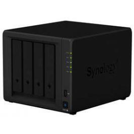 Datové uložiště (NAS) Synology DS918+ (DS918+) černé