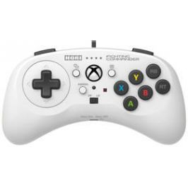 HORI Fighting Commander Battlepad pro Xbox One, Xbox 360, PC (ACX322101) bílý