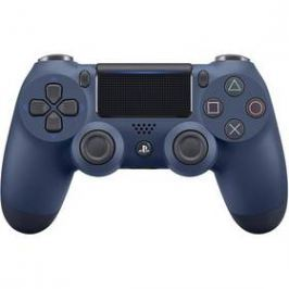Sony Dual Shock 4 pro PS4 v2 - midnight blue (PS719874263)