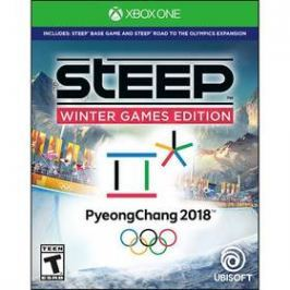 Ubisoft Xbox One Steep Winter Games Edition (3307216038870)