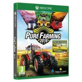 Ubisoft Xbox One Pure Farming 2018 (5902385106016)